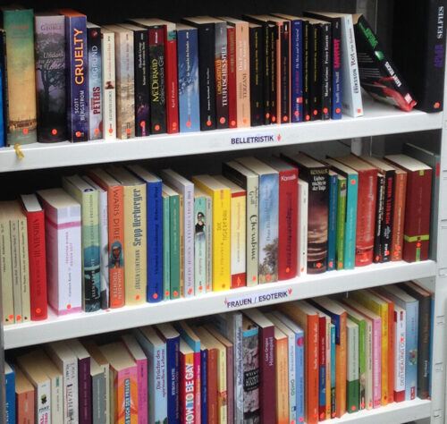 Die Rückkehr der Bücher…