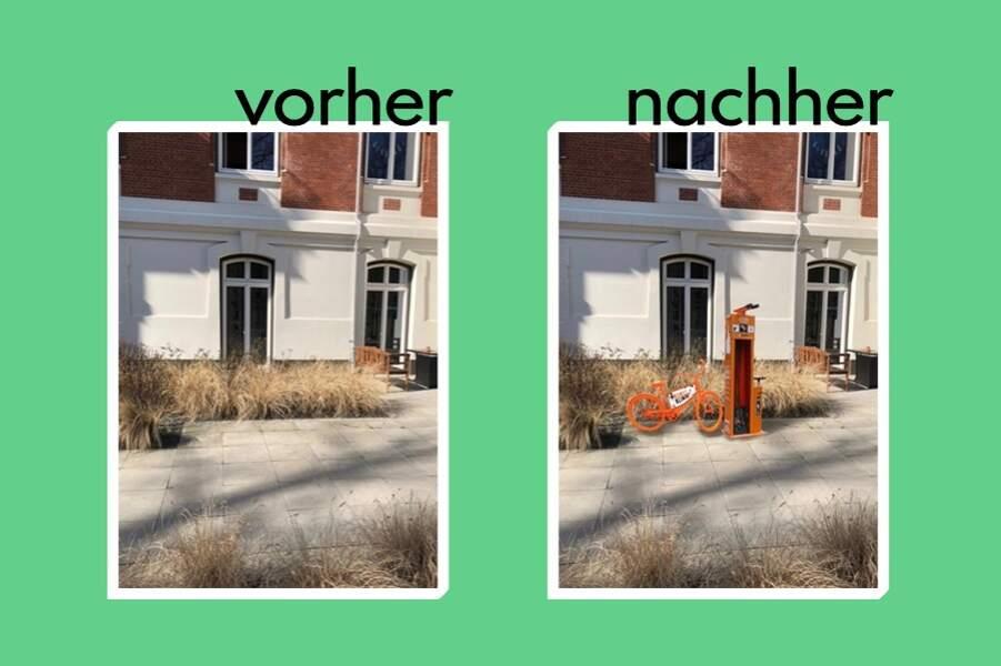 Crowdfunding: Fahrradstation für Hamburg-Eppendorf