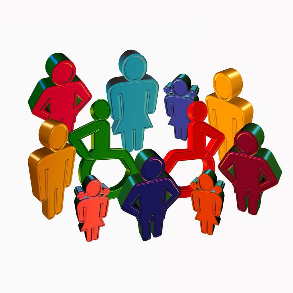 Inklusionsbeirat – Mitspracherecht für Menschen mit Behinderung